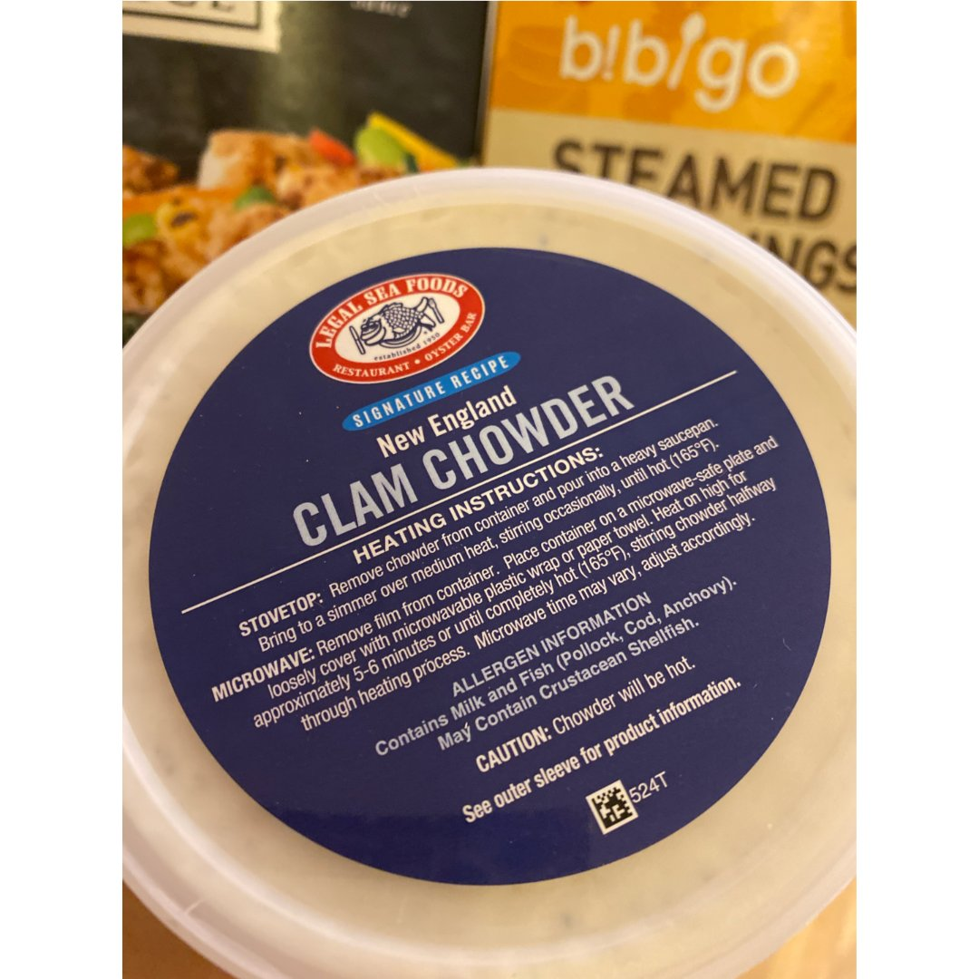 Costco好物推荐 Clam C...