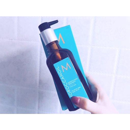 秀发的秘密Moroccanoil