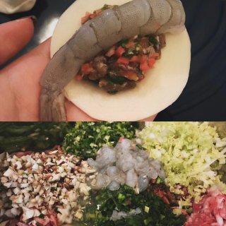 超好吃的抱蛋煎饺🍳🥟...