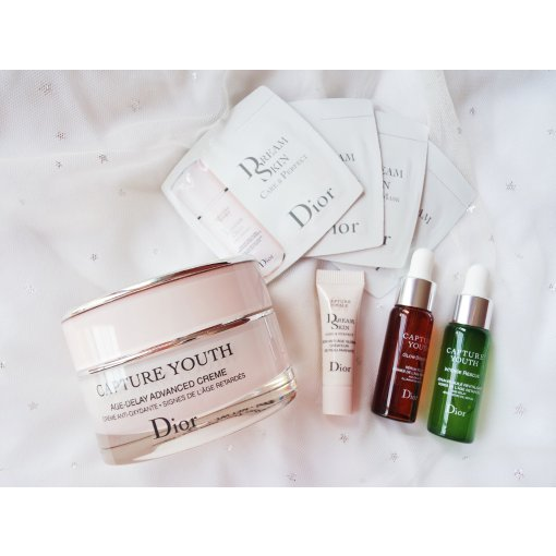 ❣开箱❣预防肌肤衰老👵🏻 | Dior