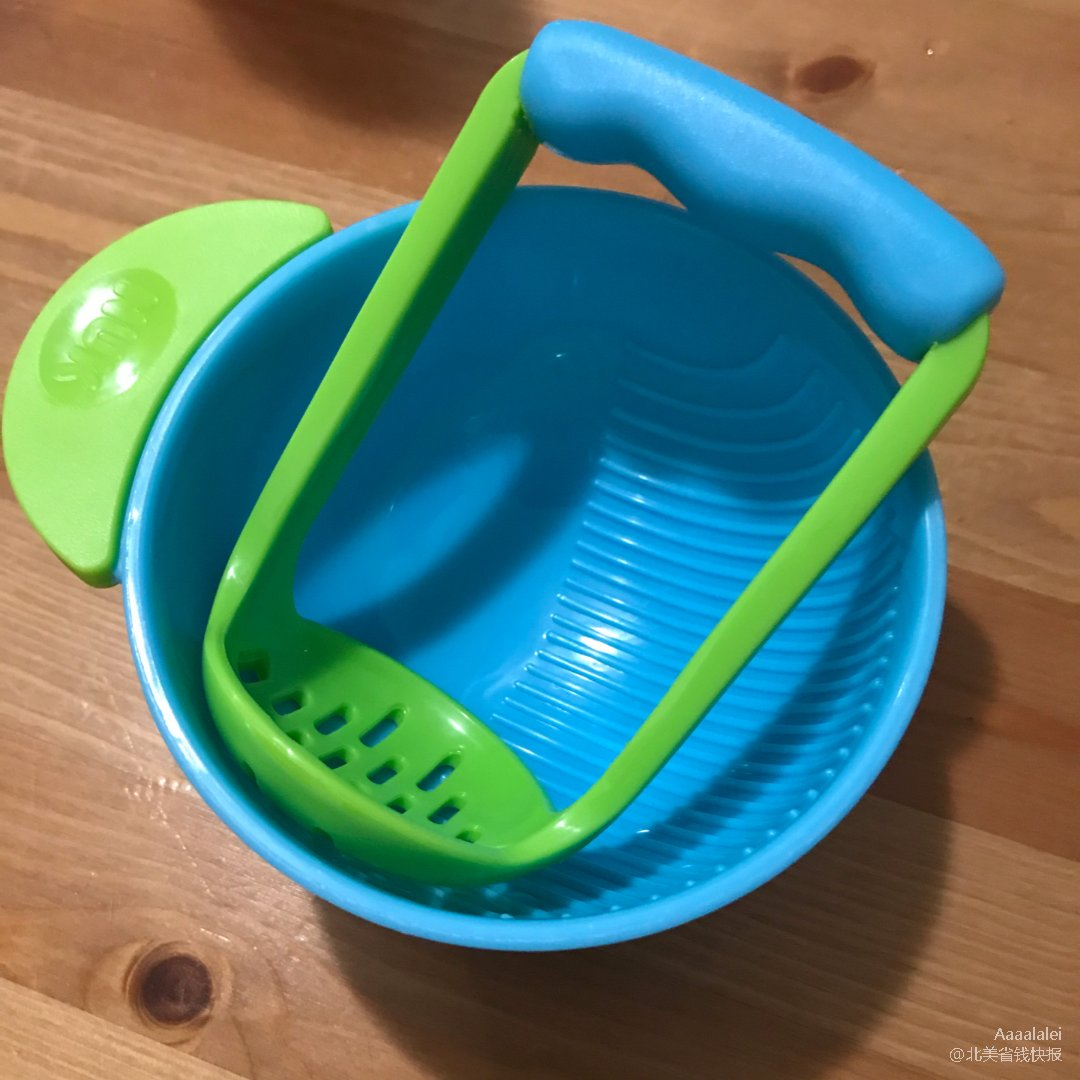 母婴好物 nuk mash bowl