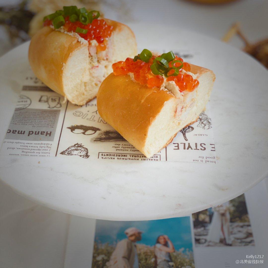 下午茶之选,龙虾卷,盐酥鸡安排起