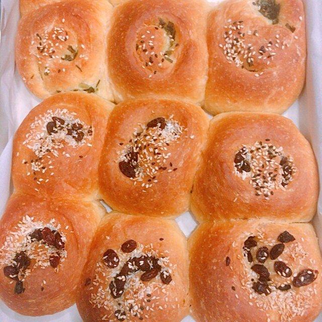 妈妈牌爱心面包
