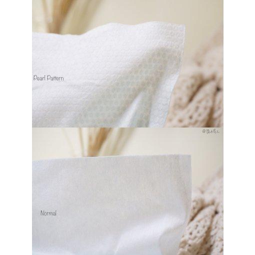 微众测 / 升级版的棉柔巾它香吗?香的!