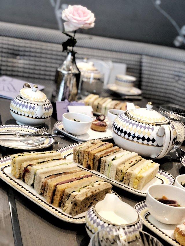 Dior下午茶|在甜点中再现优雅💛