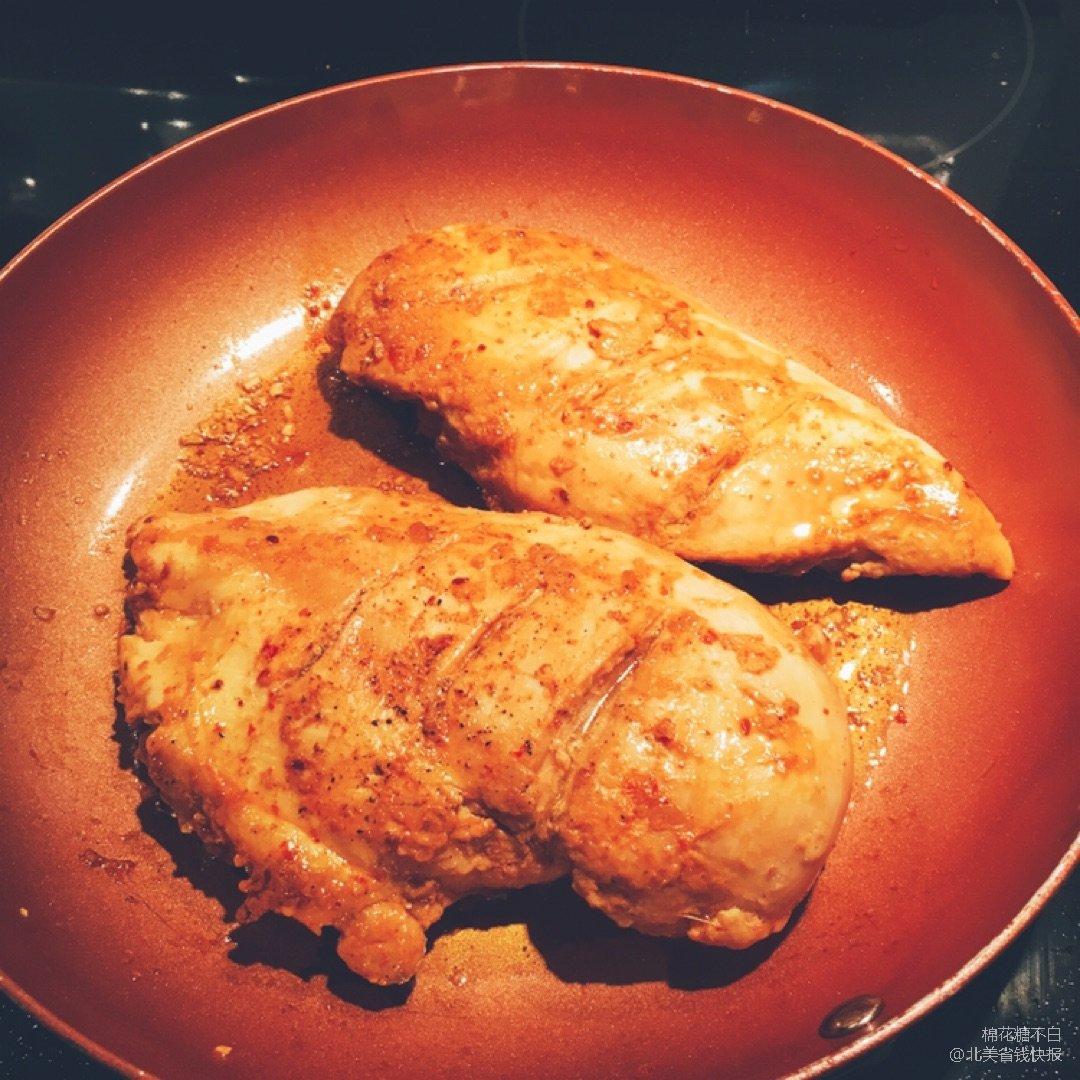 花式吃鸡(4)—踩雷鸡胸肉