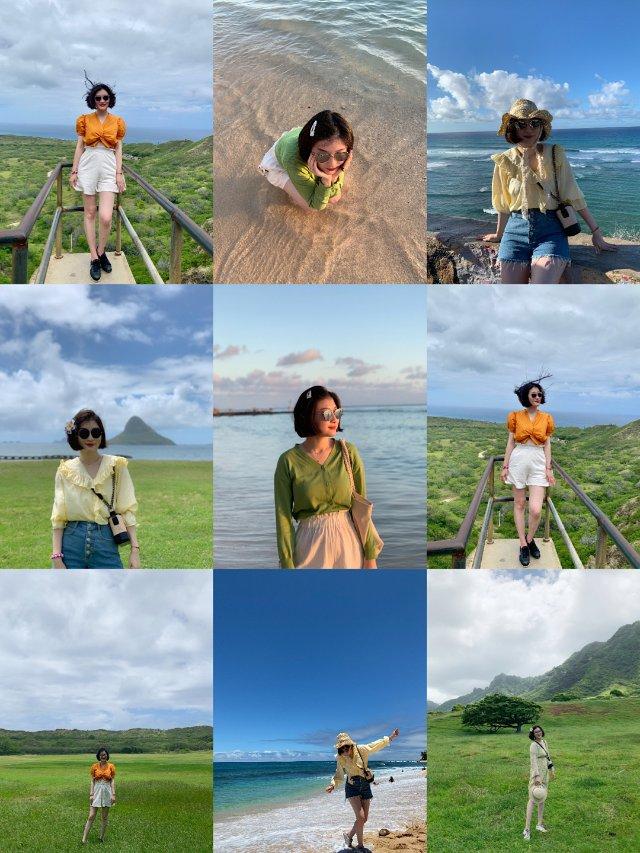 💛🧡💚💙💜【夏威夷旅游】想把五彩六...
