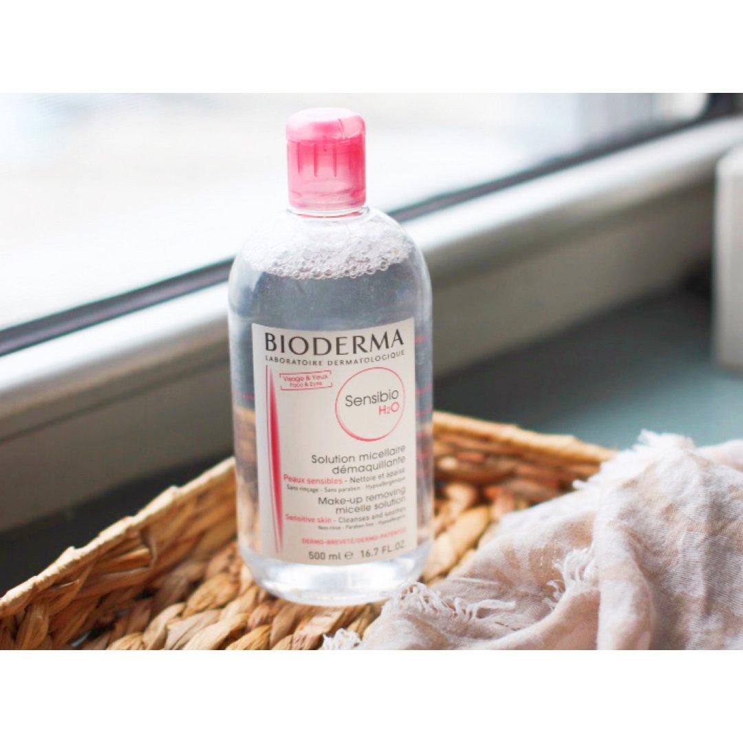 【卸妆水】贝德玛卸妆水,清洁肌肤好帮手