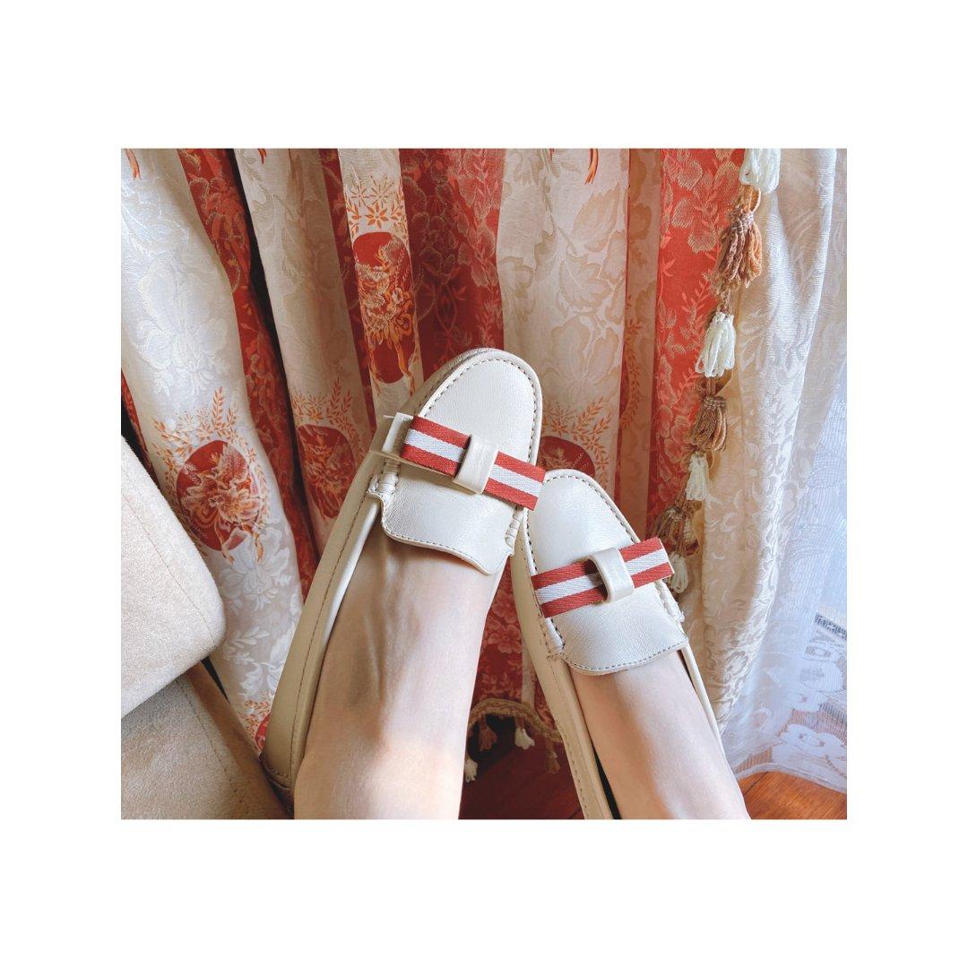 Bally小羊皮皮鞋