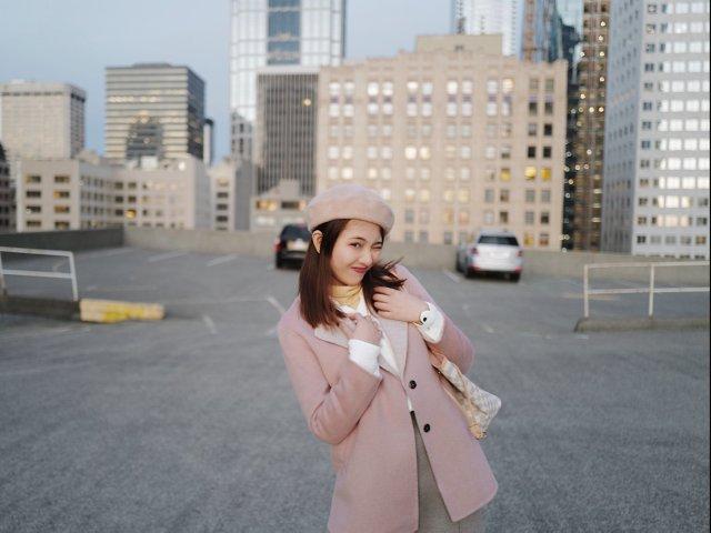 冬天第一件大衣 是温柔的模样| E...