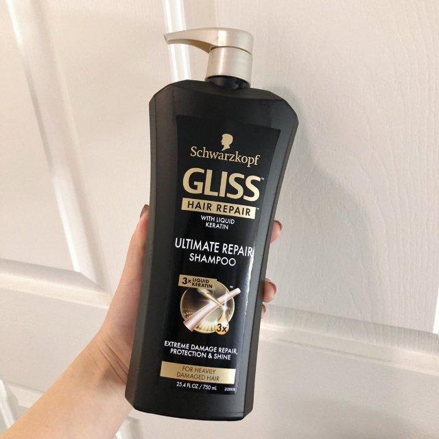 拯救秃顶少女! 用完这瓶洗发水脱发...