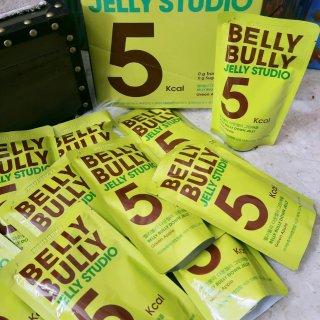 【Belly Bully减脂代餐|微众测】好吃的果冻