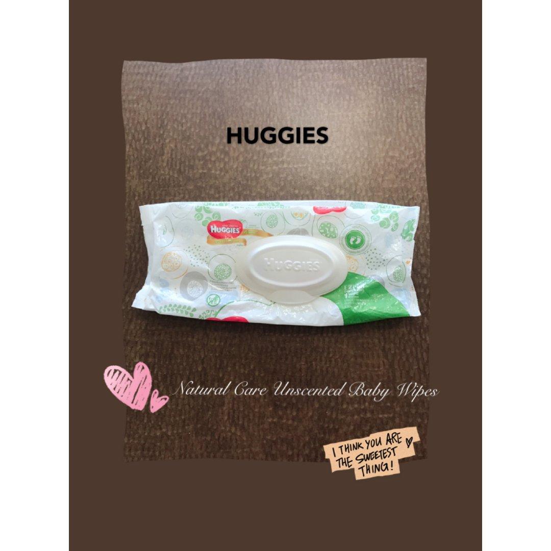 温和安全丨HUGGIES Natu...