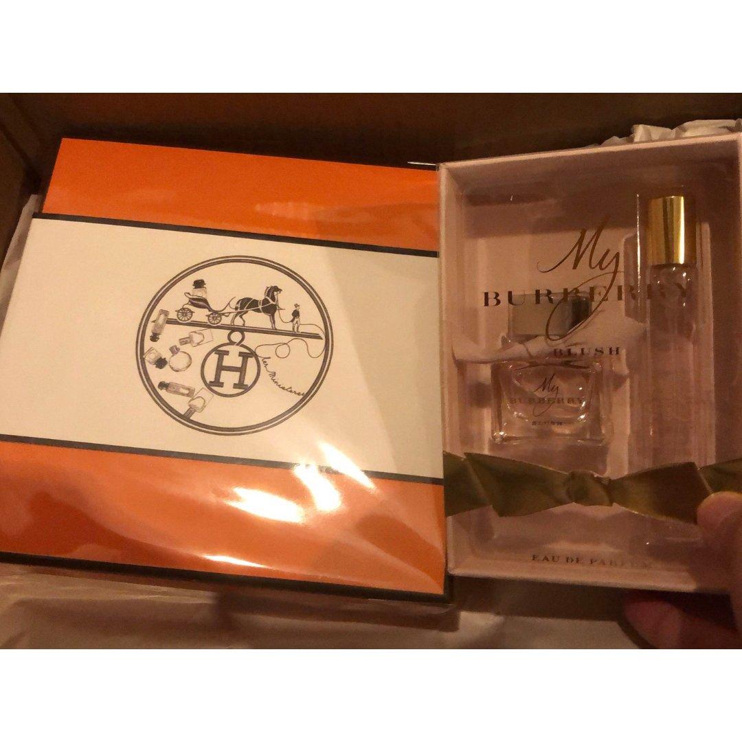 香水小礼盒