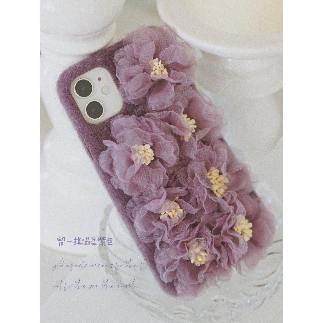 留一抹温柔紫!...