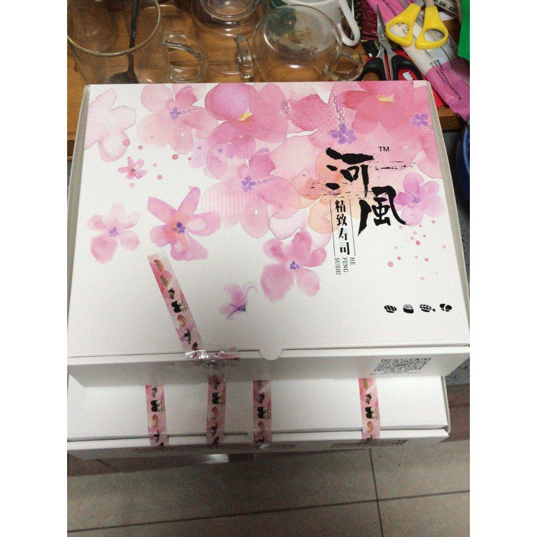 外卖|河风-寿司🍣
