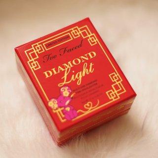 【微众测】Too Faced 鼠年限量钻石高光