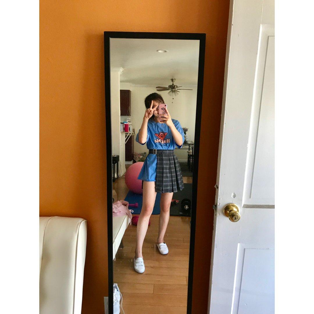 假裙子一條