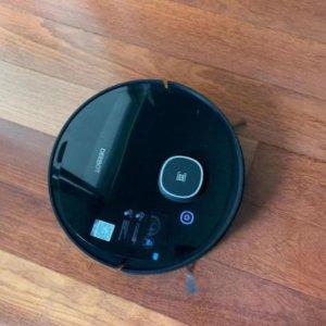 S5 MAX 智能扫地机器人