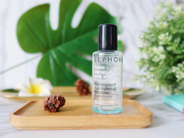空瓶 | Sephora眼唇卸