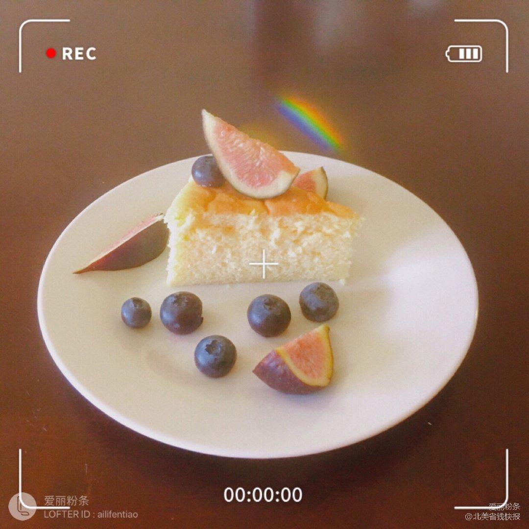 日式浪漫:轻乳酪蛋糕——聆听行走在...