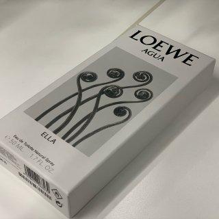 冲颜值盲买的Loewe新香Ella...