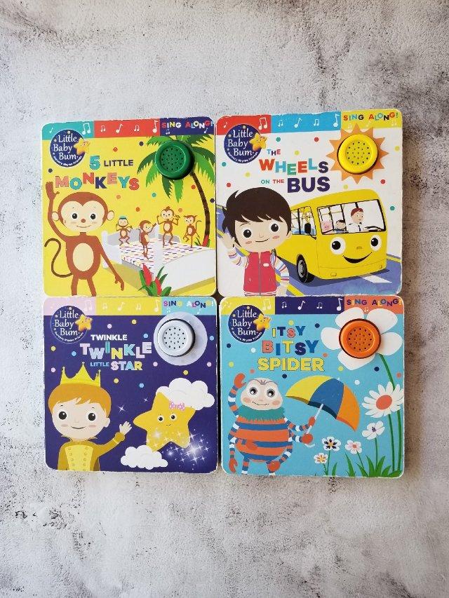 【兒童書籍推薦】與孩童一起唱跳的書籍