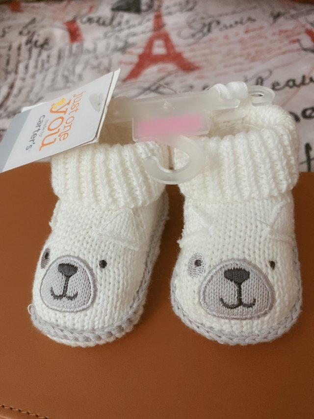 针织🧶婴儿鞋
