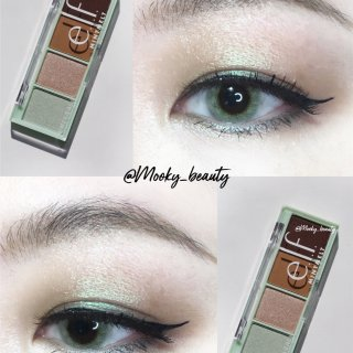 e.l.f Mint Collection💚彩妆测评