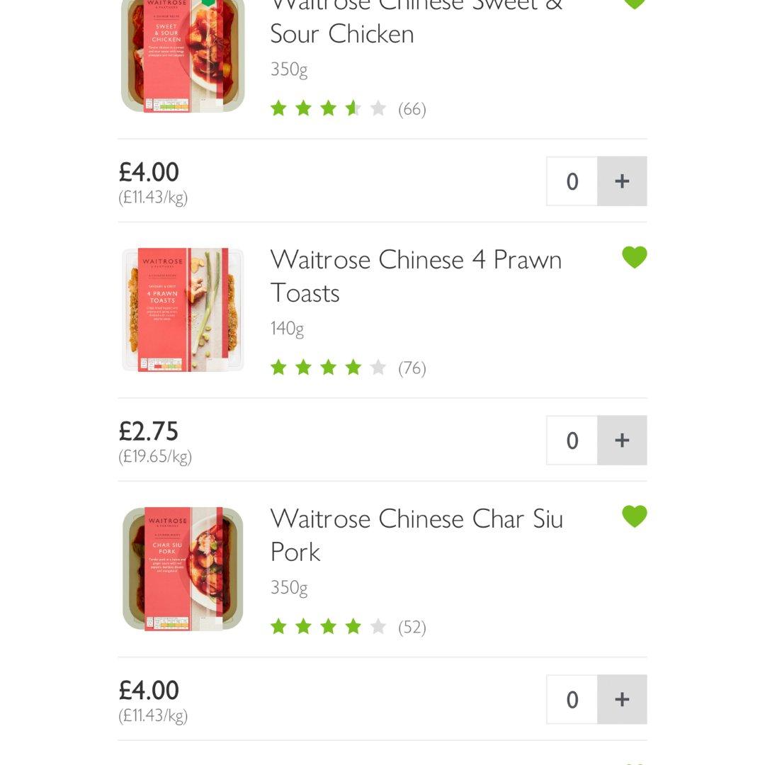 waitrose最新减17镑折扣码...