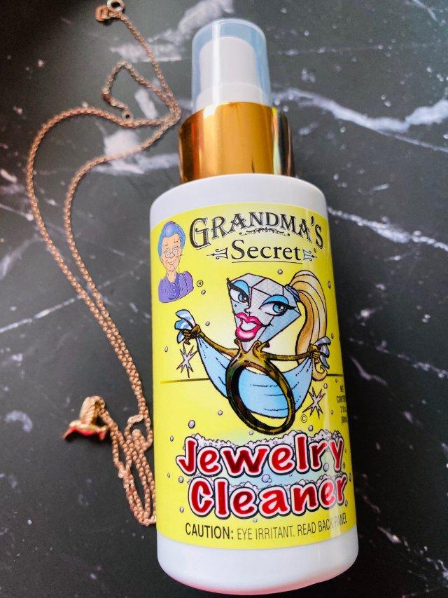 祖母👵的秘密-首饰💍清理喷剂
