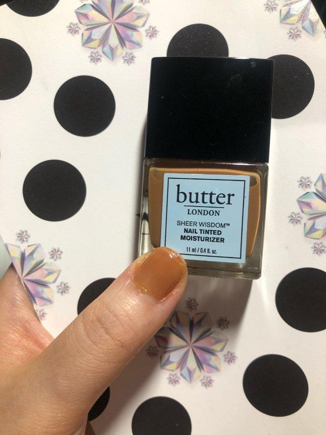 Butter London焦糖奶茶色甲油