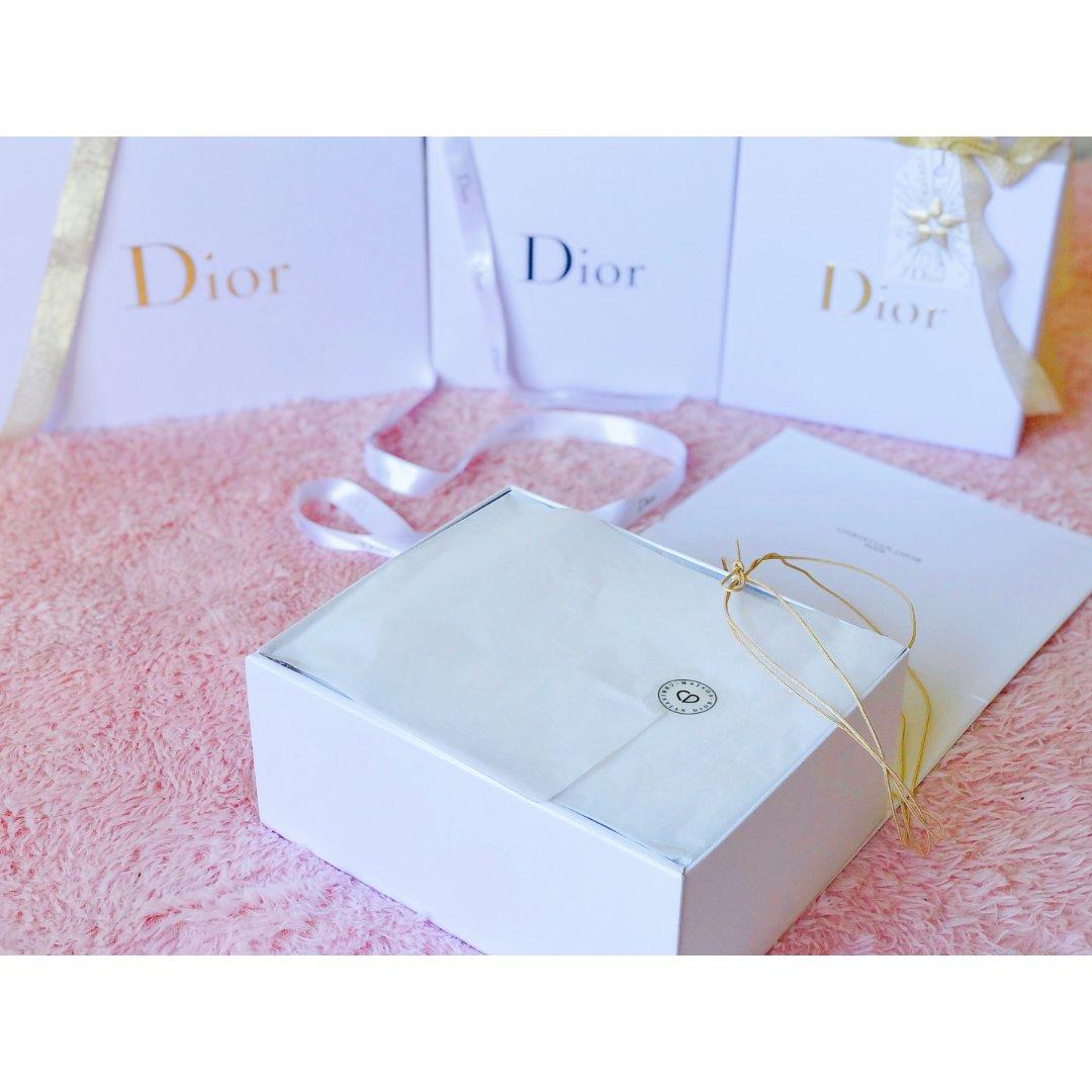 Dior 官网🈵️额赠品