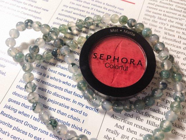 Sephora 单色眼影