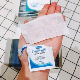 【微众测】 Winner生理盐水清洁棉片