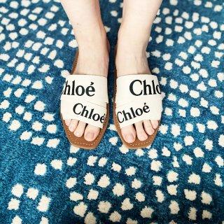 冬天抢不到夏天抢的凉鞋😂😂...