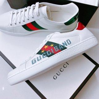 gucci 小白鞋