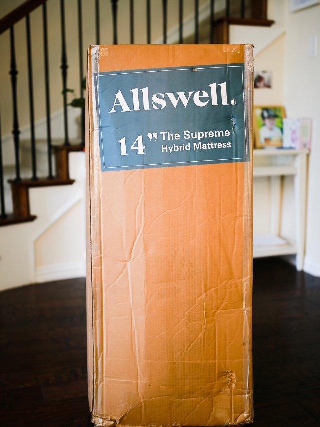 Allswell 全新14英寸奢美...