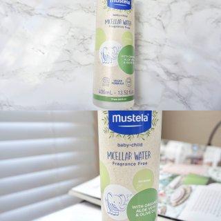 Mustela有机系列|湿疹宝宝用着安心...
