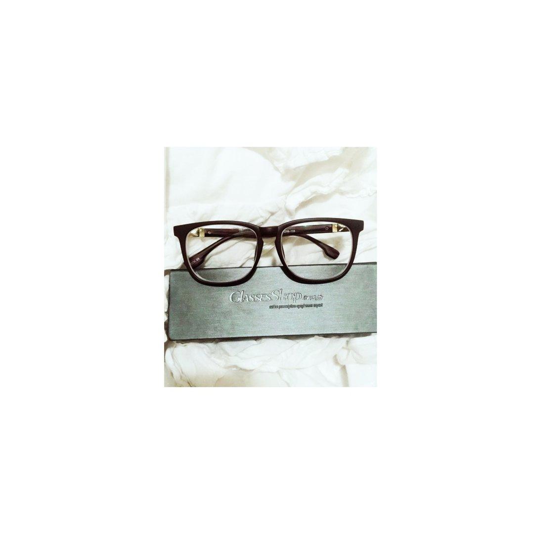 小编推的眼镜到咯 <br /> <...