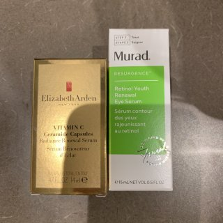 Elizabeth Arden Vitamin C,Murad