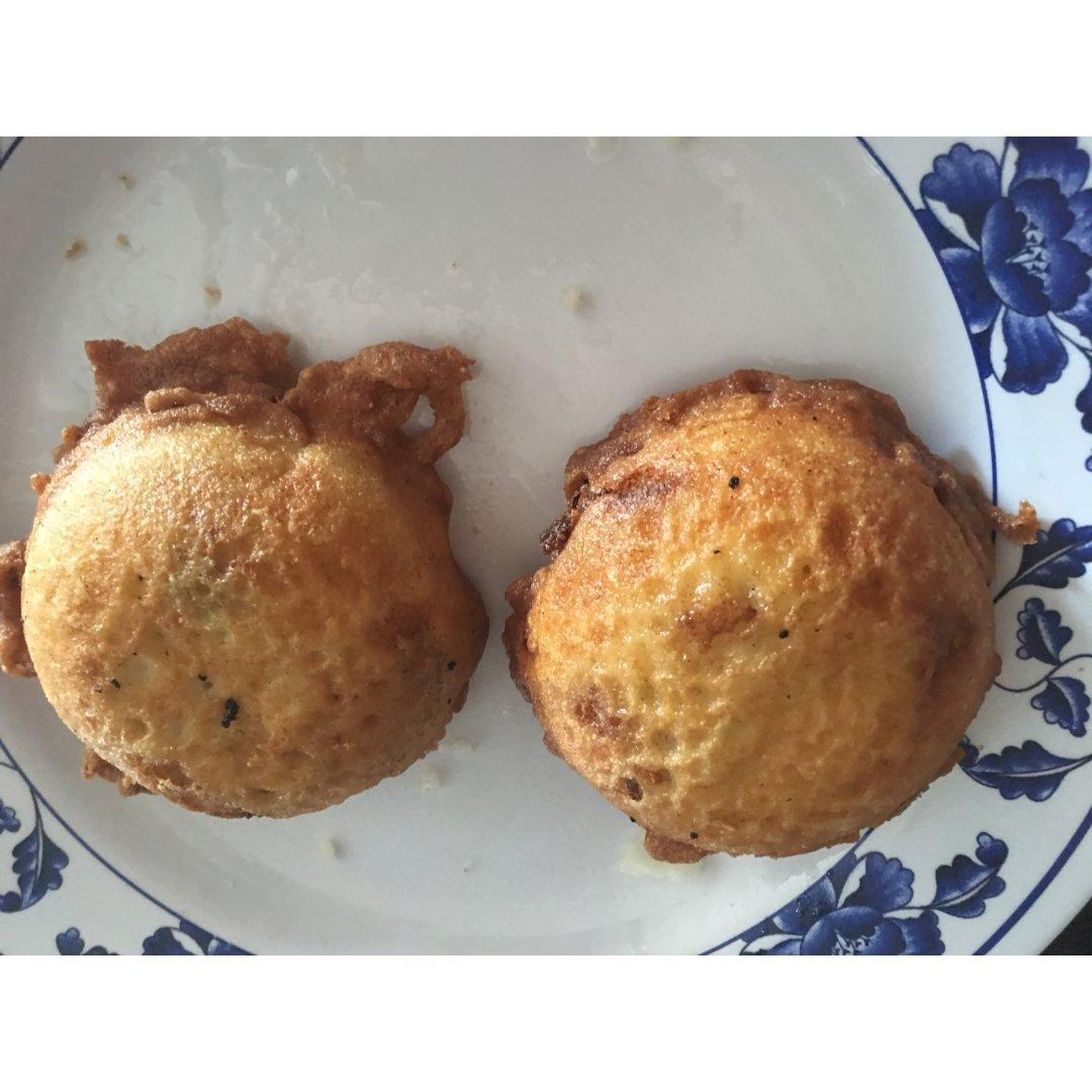 福建小吃海蛎饼