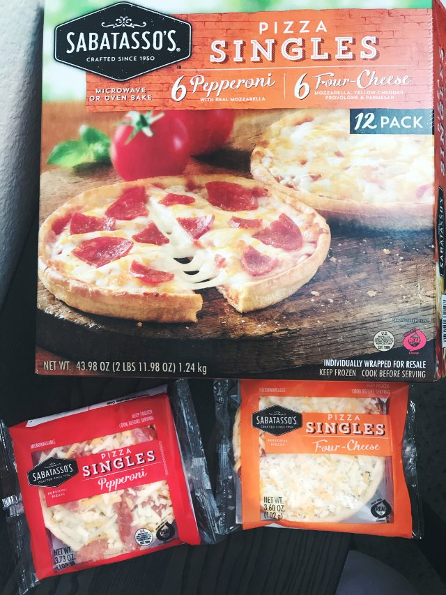 早餐小pizza开启新一天