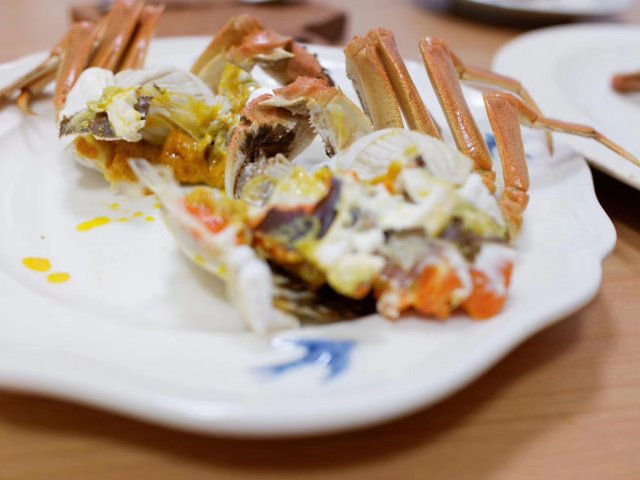 螃蟹|35美金一只的活螃蟹🦀️