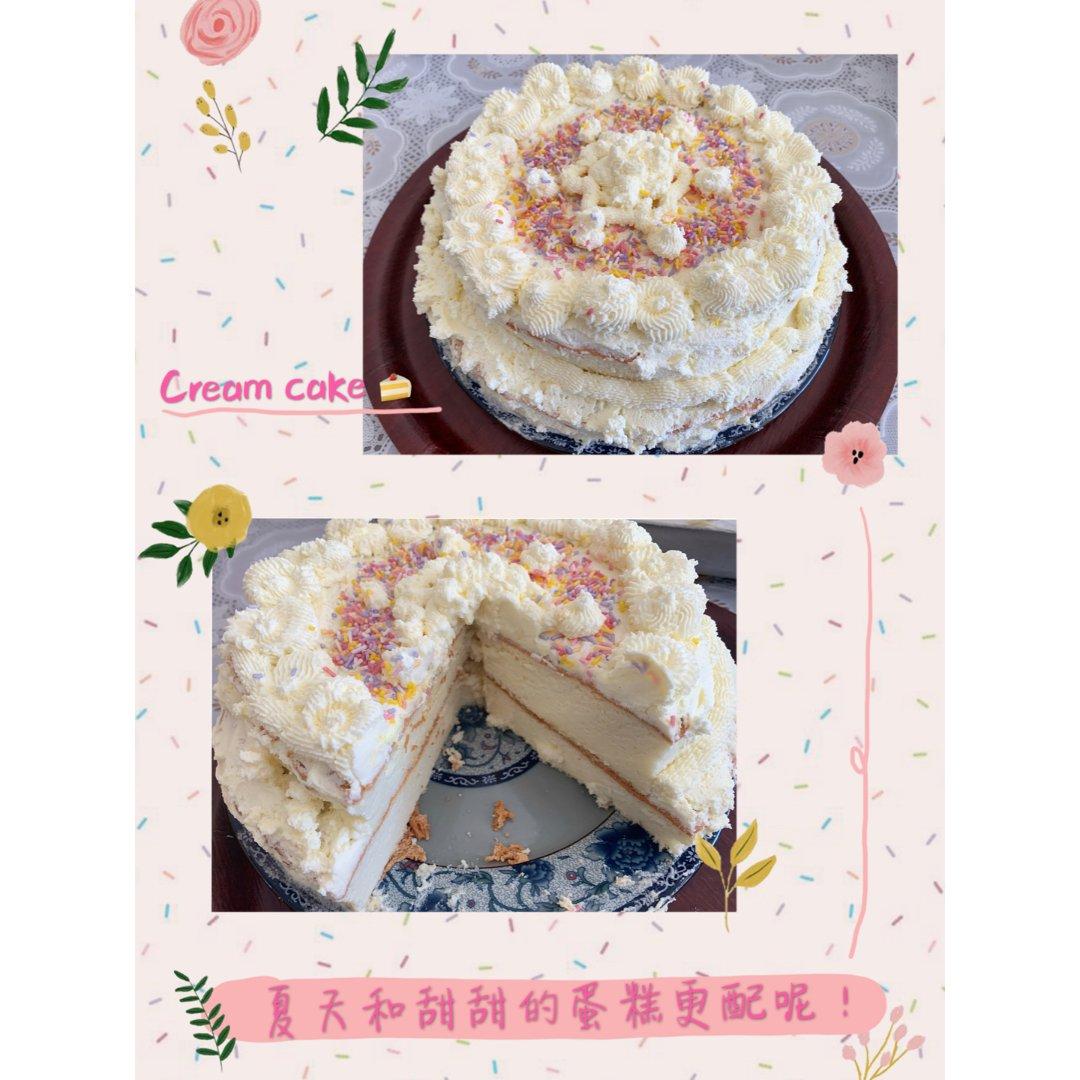 超爱的奶油蛋糕 🍰🎂🧁