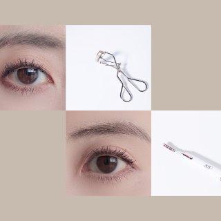 睫毛精必备法宝 — 加热烫睫毛器