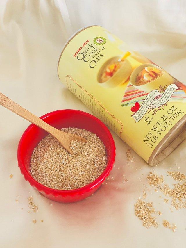 钢切燕麦-不可错过的健康美味早餐