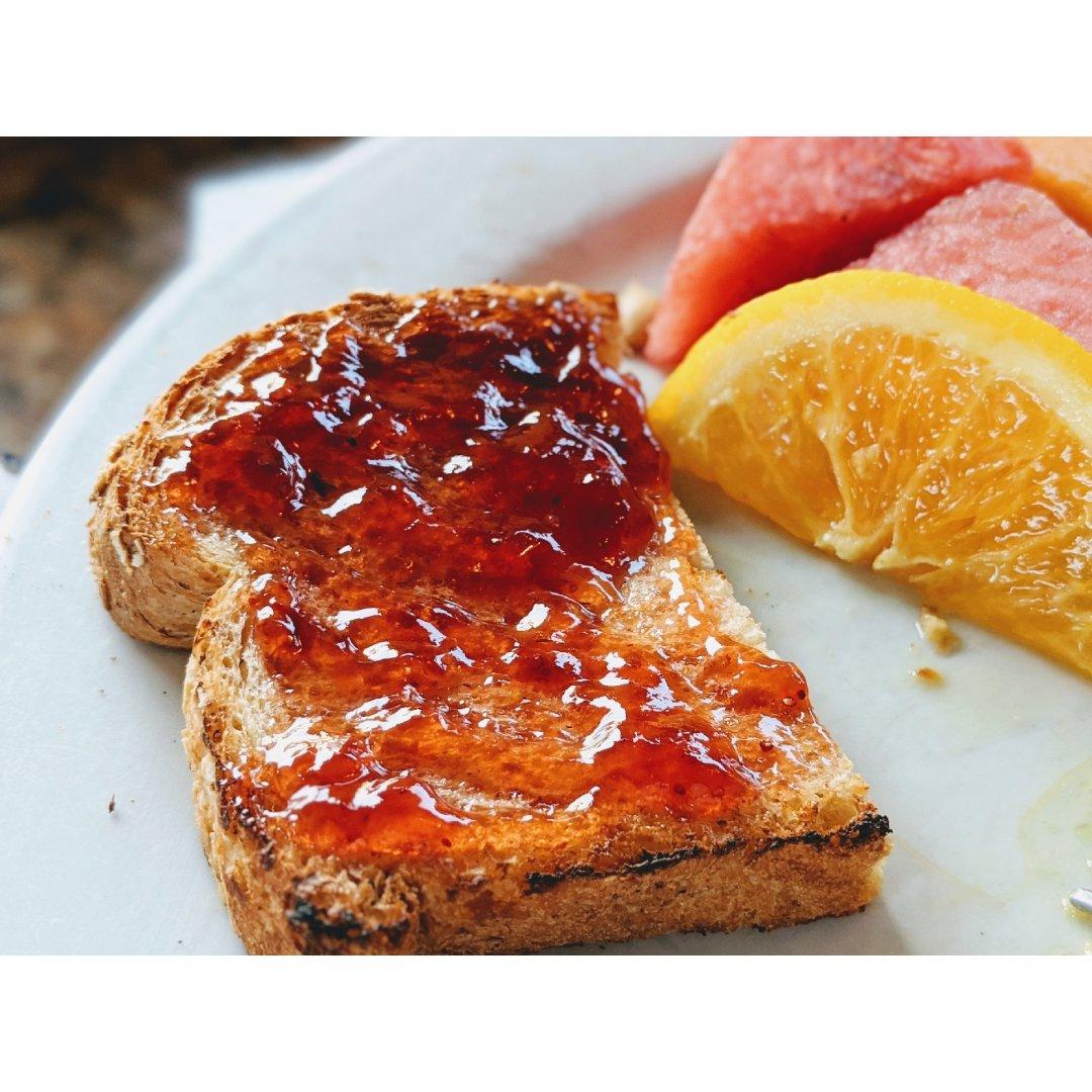 #甜品美食DIY| 甜甜的草莓酱自制方法