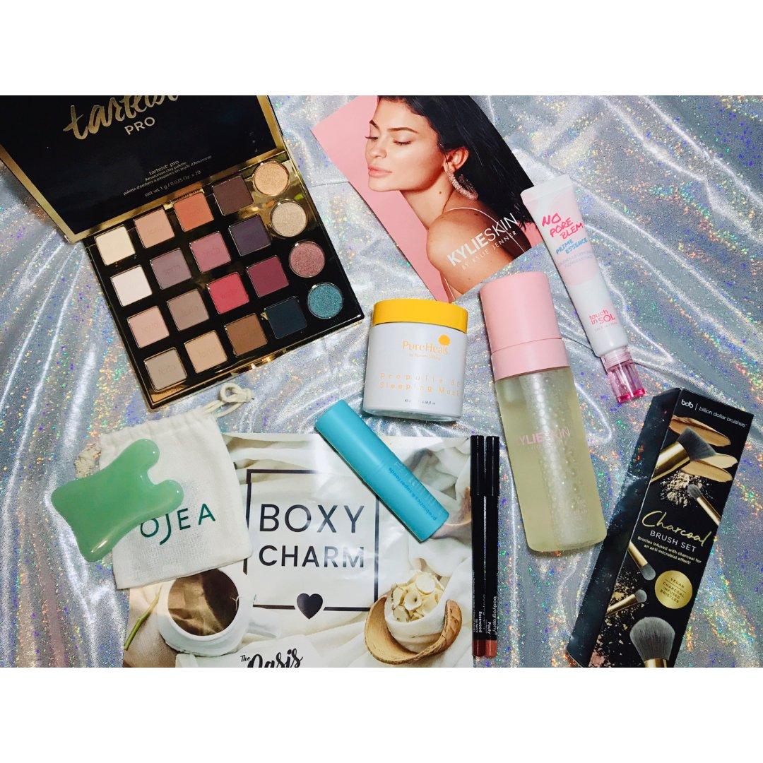 BOXYCHARM美妆盒|JUNE...