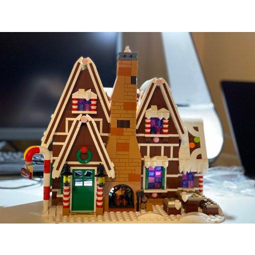 Lego姜饼房子